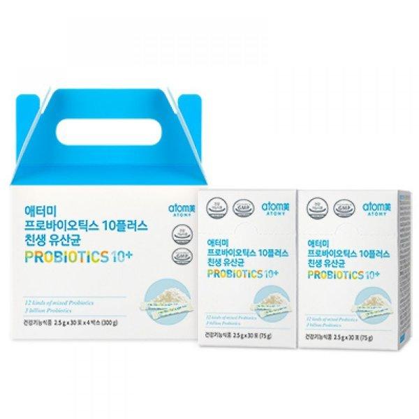 애터미 프로바이오틱스 친생유산균 (4박스)