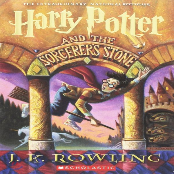 Harry Potter and the Sorcerer s Stone : Book 1  J  K  Rowling  Mary GrandPre