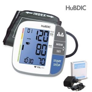 휴비딕 자동전자 혈압계 HBP-1800 + 전용아답터