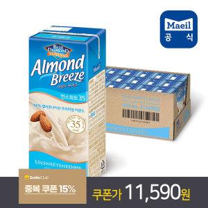 아몬드브리즈 언스위트 190ml 24팩/두유/우유/음료