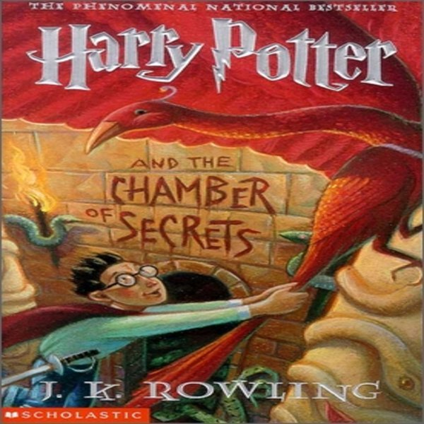 Harry Potter and the Chamber of Secrets : Book 2  J  K  Rowling