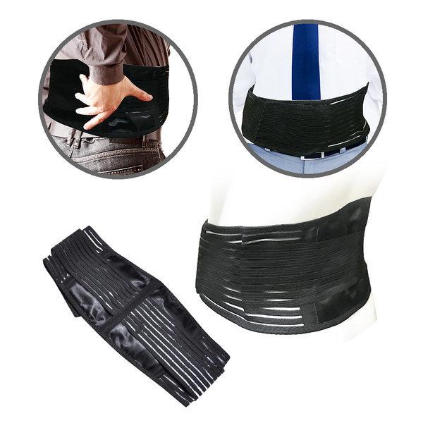 허리보호대-일반/허리 디스크 보조 요추교정 척추보호