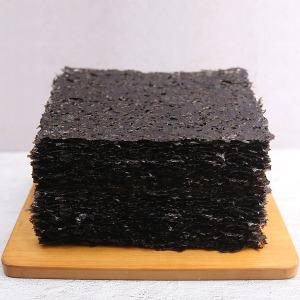 신안 지주식 햇 곱창  재래돌김 약18cm 1속 100장 MD2
