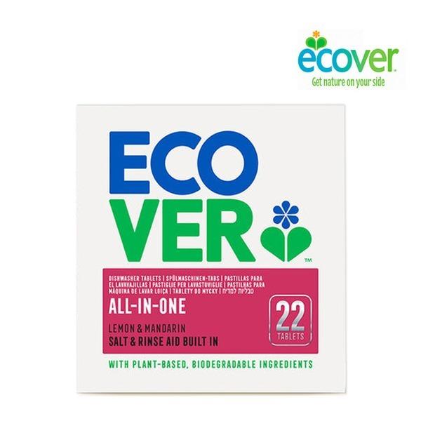 올인원 친환경 식기세척기세제 타블렛 (440g)