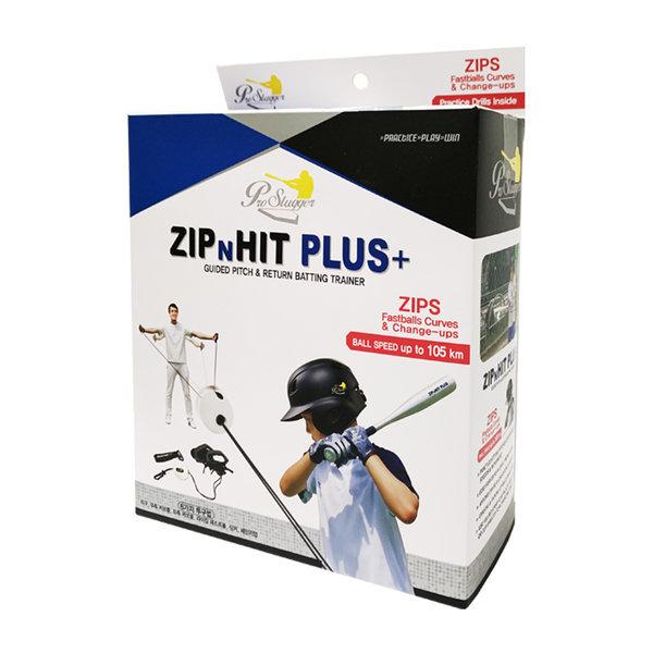패밀리펀 짚앤히트 플러스 / 놀이용 야구 배팅연습