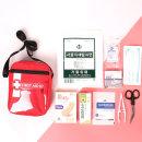 구급낭L 크로스 10종약품 구급가방 구급함 응급키트