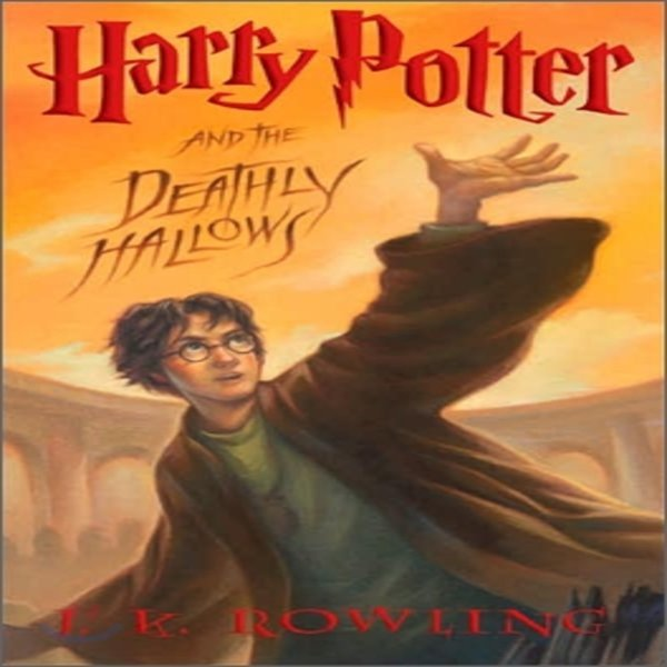 Harry Potter and the Deathly Hallows : Book 7 Deluxe Edition : 해리포터 7  J  K  Rowling