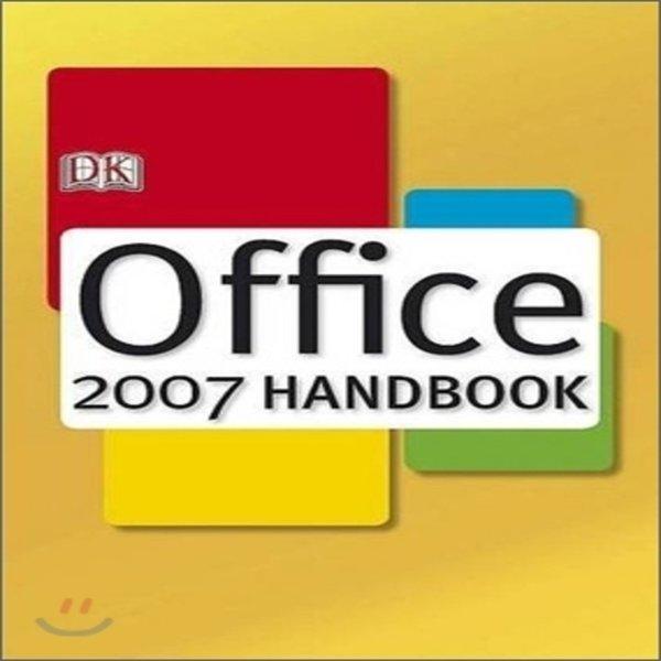 DK Office 2007 Handbook  Dorling Kindersley