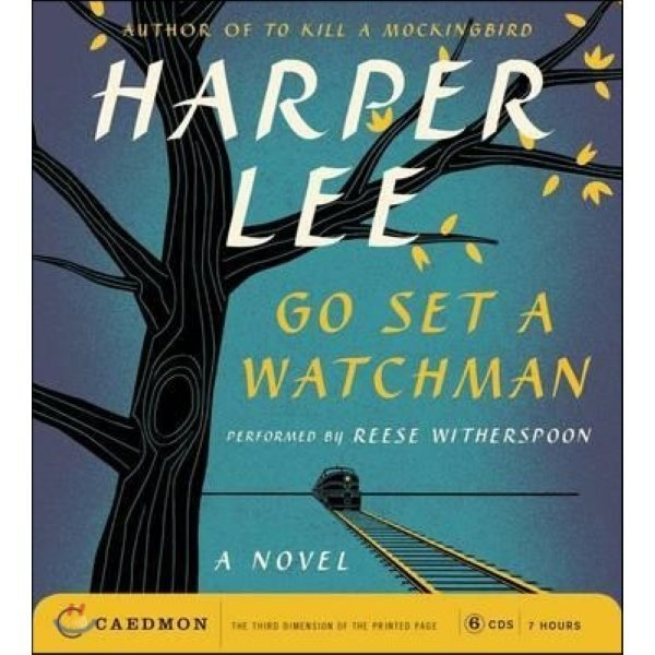 Go Set a Watchman  Harper Lee  Reese Witherspoon (NRT)