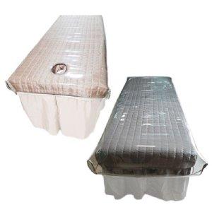 고급형 비닐침대커버/사이즈(홀:구멍있음)1900x750