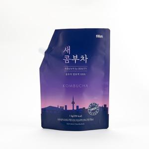 새콤부차 푸룬녹차 1kg
