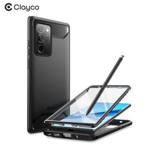 Clayco 갤럭시 노트20 5G 풀커버 케이스 보호필름