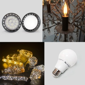 LED전구 볼전구 램프 형광등 LED GS전구8W(하얀빛)