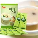 한국에스비 컵스 즉석 야채스프 (50개입) x 1통