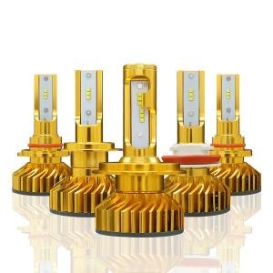 2만4천루멘 LED전조등 LED안개등 골드에디션 H1