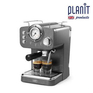 에스프레소 커피머신 홈카페프레소 PCM-F15 그레이 -