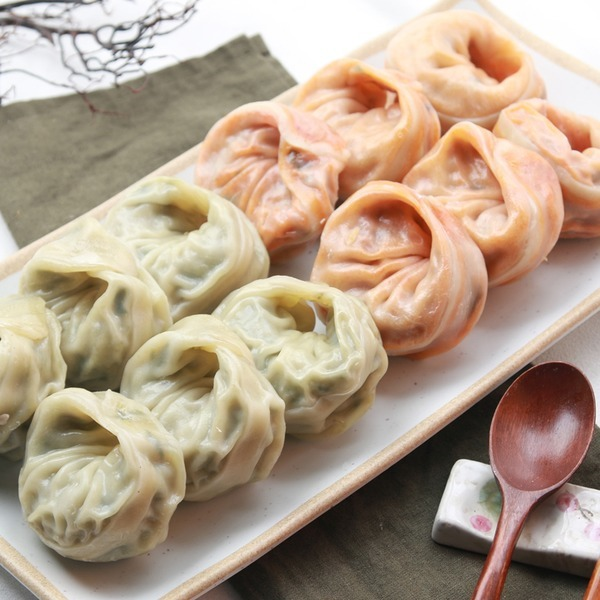 나래 다솜 고기 왕만두1.4kg+김치 왕만두1.4kg/고기