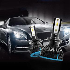 브라비오 LED 라이트 튜닝 인증 전조등 H7 그랜저 K5