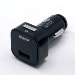 볼트체킹 USB충전포트 전압게이지12v24v 1.2A충전 블랙