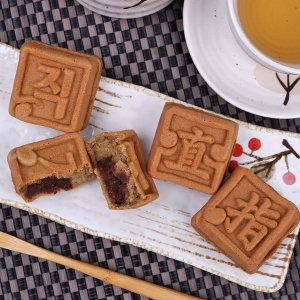 맥아당 고소한 청주직지글빵/청원생명쌀빵 16개입