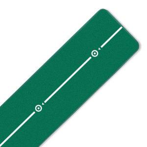 맞춤형 퍼팅매트(45cmX3m) / 홀컵1개 지우개봉 포함