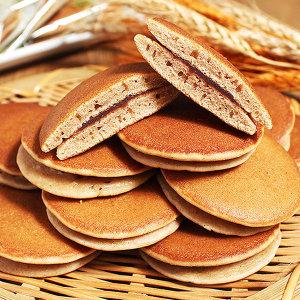 국산찰보리로 만든 찰보리빵 30개/특가(HACCP)개별포장