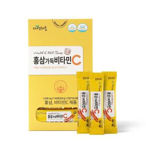홍삼 가득 비타민C 100포