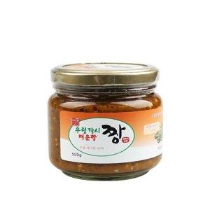 국산 청양고추 매운짱 고추양념장/우렁각시 매운짱 500