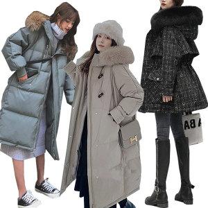 패션라인 주말만파격세일 아우터 롱패딩/양털자켓