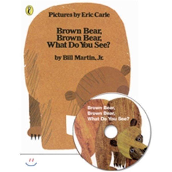노부영 Brown Bear  Brown Bear  What Do You See   Bill Martin Jr   Eric Carle (ILT)