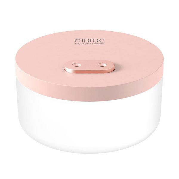 모락 디지코 가습기 MR-HM02 핑크 사무실 무선