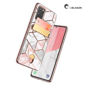 iBlason S20플러스 케이스 카드수납 카드케이스 범퍼