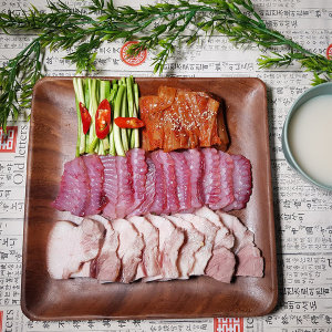 국산 목포홍어 삭힌홍어 회 1Kg 산지 직송