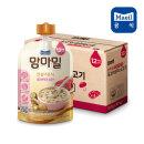 맘마밀 표고버섯과소고기 100g 10팩 (12개월)/이유식