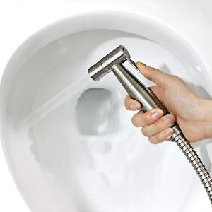 미리 욕실 스프레이건 욕실 변기 청소 변기샤워기