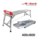 알루미늄 높이조절/ 접이식 도배 우마사다리 400x1600