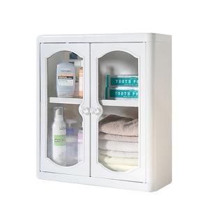모던 욕실장 소 깔끔한 욕실선반/수건장/욕실수납장