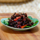 고추잎무침 1kg 반찬 청정 동해안 속초