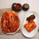 국내산 마녀 배추김치2kg+총각김치2kg
