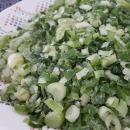 냉동야채 대파 1kg /냉동야채 골라담기