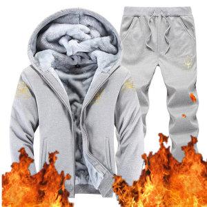 겨울 보온 기모 등산 낚시복세트 방한복  트레이닝복