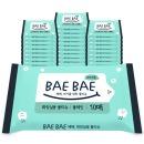 BAEBAE(베베) 아기물티슈 비데용 55gsm 10매 30팩