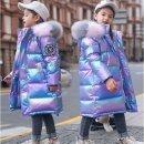 겨울왕국 공주용 키즈 어린이 핑크 롱패딩 점퍼L1