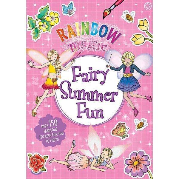 Rainbow Magic: Fairy Summer Fun  Daisy Meadows  Georgie Ripper