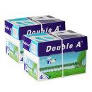 더블에이 A4 복사용지(A4용지) 80g 2000매 2BOX