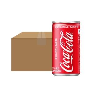코카콜라 190ml 30CAN 1박스 - 상품 이미지