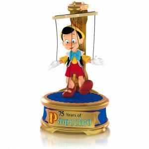 디즈니 피노키오 75주년 기념 사운드 오너먼트
