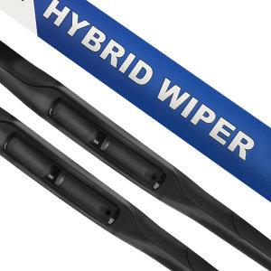 자동차 와이퍼 2개1세트 익스트림 하이브리드 차량용품