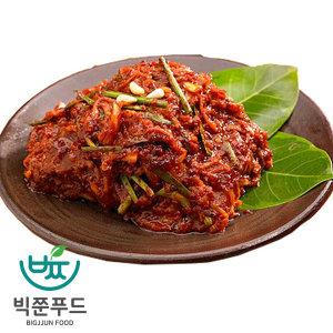 빅쭌김치  보쌈김치 5kg 국산재료 국내산 김치 족발