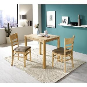 캐빈A 원목의자 식탁의자 식당 업소 카페 인테리어